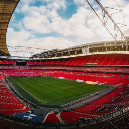EM 2021: Das Wembley Stadion in London