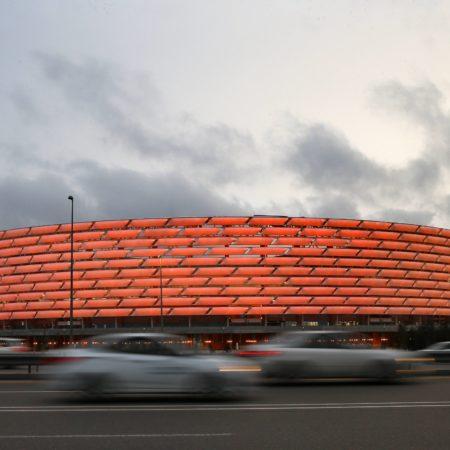 EM 2021 Stadion: Das Nationalstadion Baku