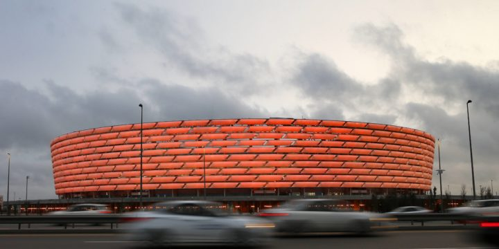 Baku National Stadion