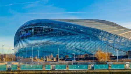EM 2021 Stadien Aviva Stadium Dublin