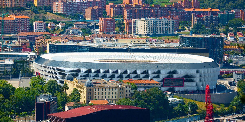 San Mames Stadion Bilbao