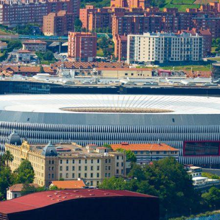 EM 2021 Stadion Bilbao San Mamés