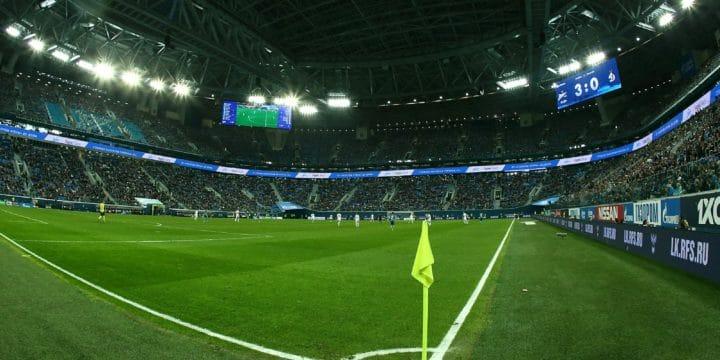 Gazprom Arena Russland
