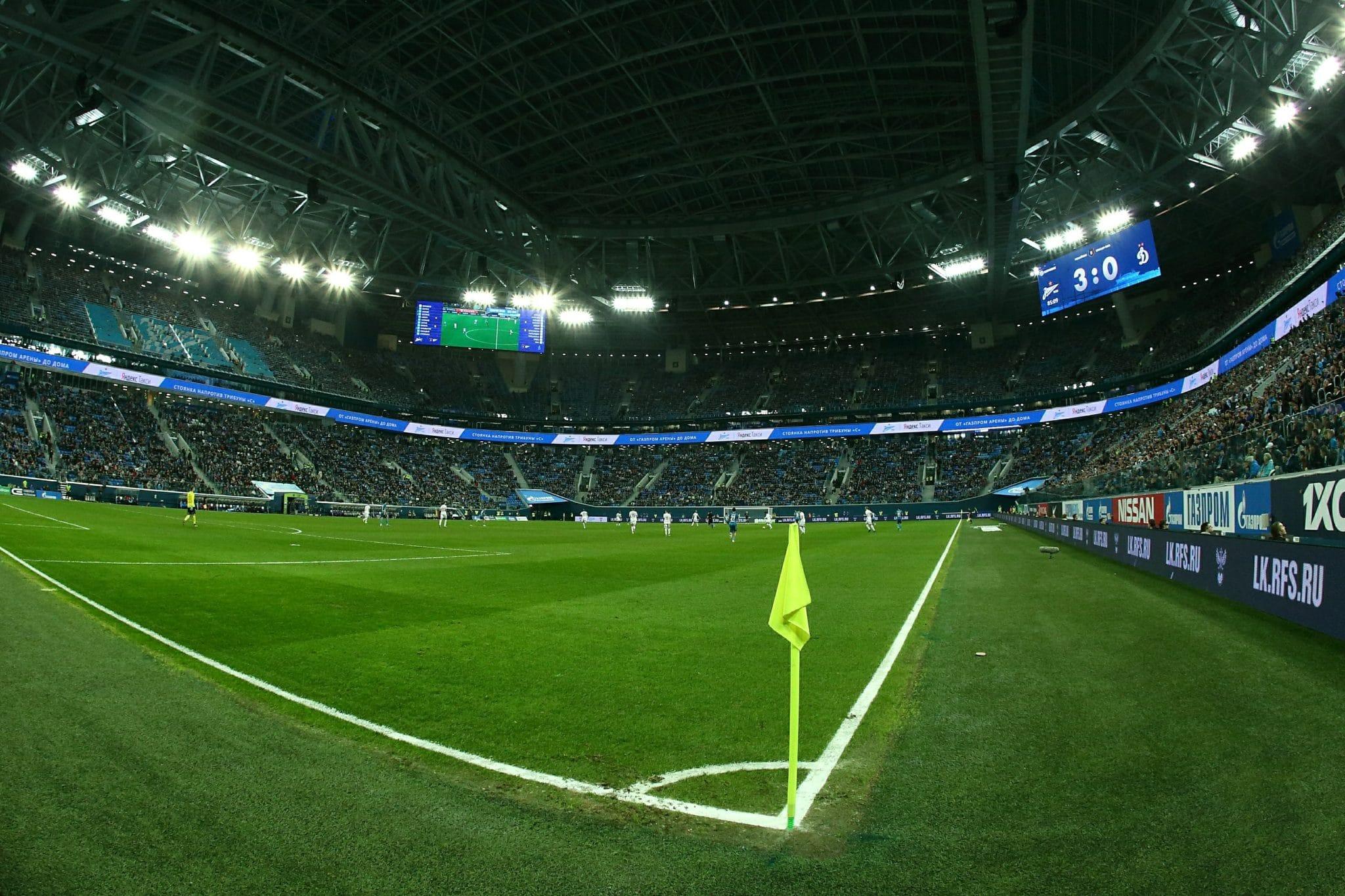 Fußball Em Stadien