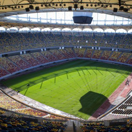 EM 2021 Stadien: Arena Națională Bukarest