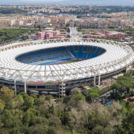 EM 2021 Stadion: Olympiastadion Rom