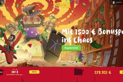 Bonus Casoola Casino