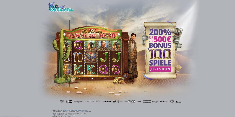 Bonus Karamba Casino