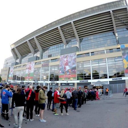 EM 2021 Stadion: Telia Parken (Kopenhagen)